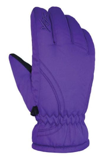 Xtm XPRESS II SNOW GLOVE - 5000 WATERPROOF - Purple