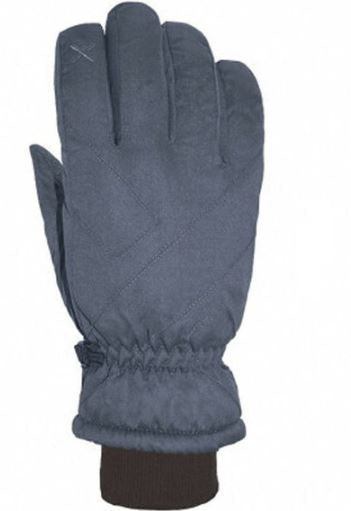 Xtm XPRESS II SNOW GLOVE - 5000 WATERPROOF - Charcoal
