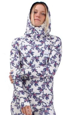 Eivy Icecold Winter Gaiter Thermal Top - Vintage Flowers