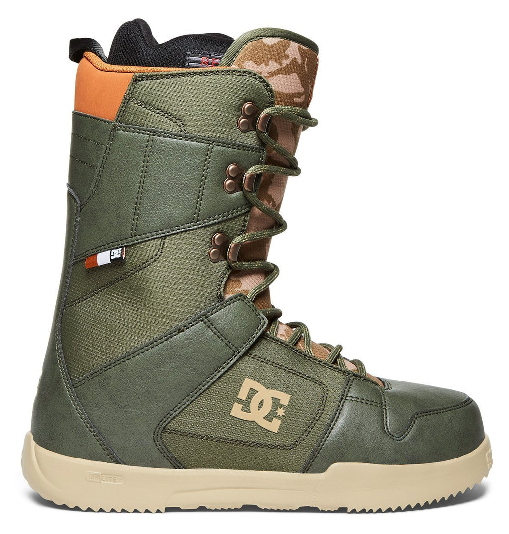 DC Phase Mens Snowboard Boot - Army