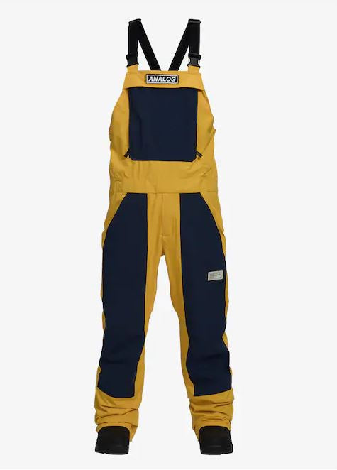 Analog Ice Out Mens Snowboarding Bib Pants