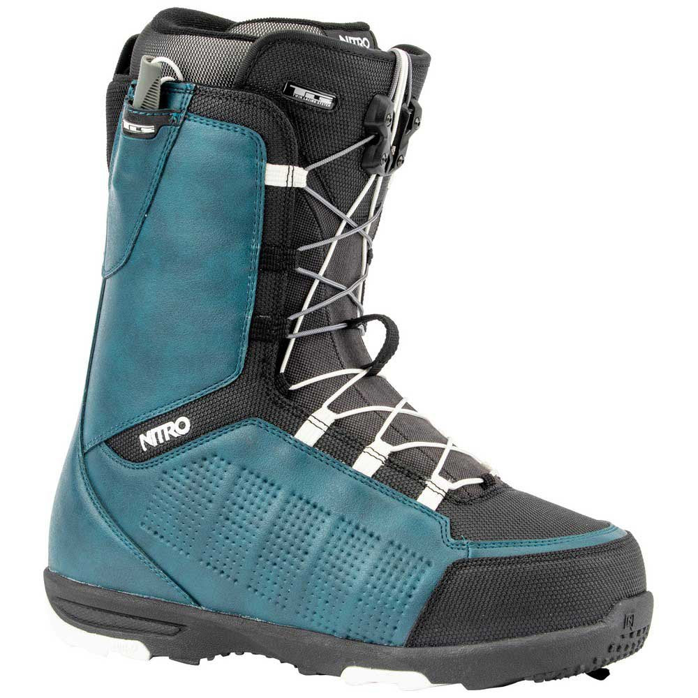 Nitro Thunder Men's Snowboard Boot - Blue/Black