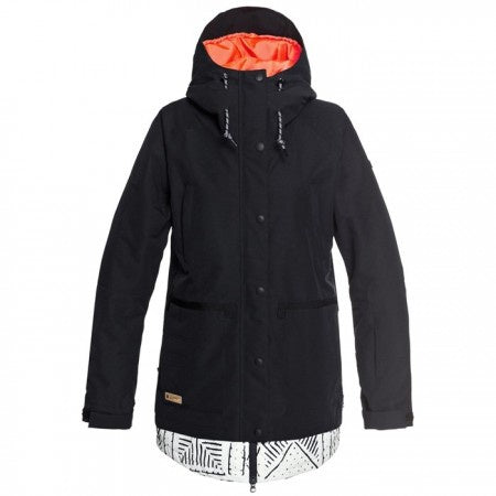 DC Snow Jacket Women's RIJI - Black