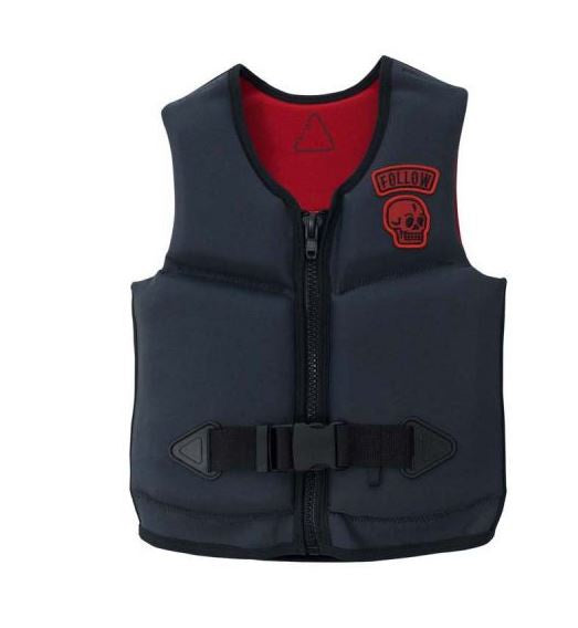 The Follow BP kids vest Wakeboard FREE POST