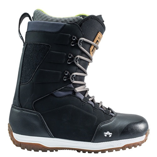 Rome Libertine Mens Snowboard Boot - Black