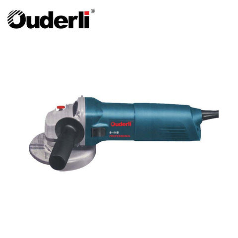 115mm Electricity Power Source Industrial Angle Grinder - FOB:US$ - MOQ: