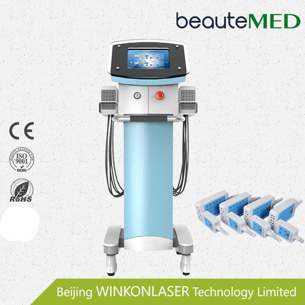 12 Pads Best Lipo Laser Machine For Body Slimming - FOB:US$ - MOQ: