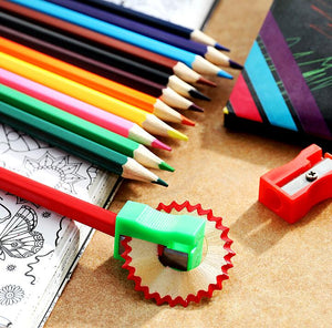 12 Color Pencil Set For Drawing Sketching - FOB:US$ - MOQ: