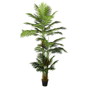 Large Faux Potted Tall Indoors Plants - FOB:US$ - MOQ: