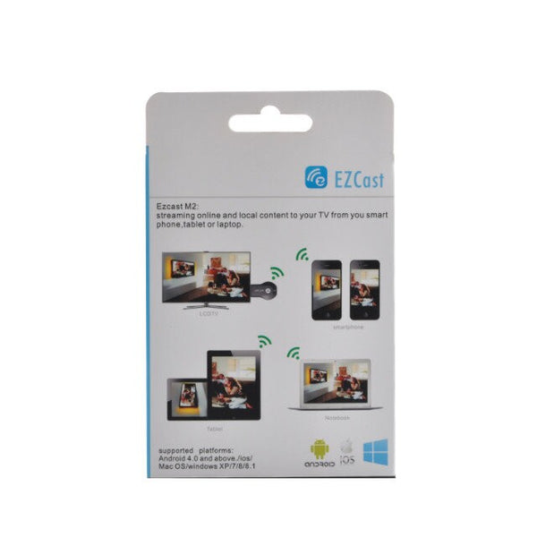 2016 Cheapest Ezcast Am8251 Anycast Wifi Wireless Display Miracast Dongle For Iphone - FOB:US$ - MOQ:
