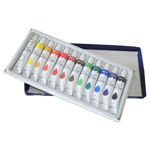 2016 New Trendy 12ml Tube Oil Colour Paint Fast Dry Artist Oil Paints Eco Friendly The Paint - Buy The Paint,12ml Fast Dry The Paint,Fast Dry The Paint Product on Alibaba.com