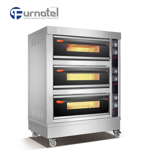2017 Commercial Kitchen Mobile Bakery Gas Cooker Bread Baking Convection Pizza Oven Machine - Buy Gas Convection Oven,Convection Oven,Gas Pizza Oven Product on Alibaba.com