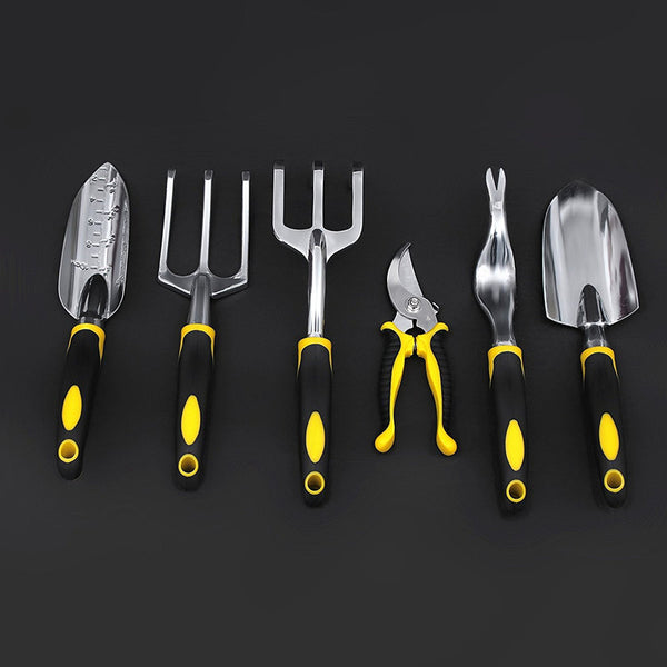 2018 6-in-1 Plant Care Garden Tool Set Indoor And Outdoor - FOB:US$ - MOQ: