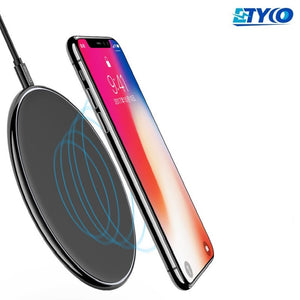 2018 Cheap Price 70% Charging Effi 3 Coils 5v 2.1a Qi Wireless Charger For Phone - FOB:US$ - MOQ: