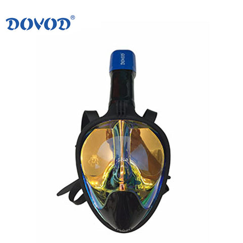 180 Panoramic View Watertight And Anti-fog Full Face Snorkel Mask With Patent - FOB:US$ - MOQ: