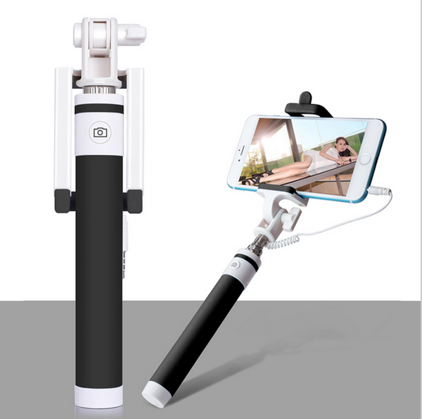 Extendable Selfie Stick Tripod with Universal Phone Stand - FOB:US$1.42 - MOQ:100