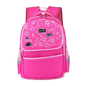 Girls School  Backpack For Students - FOB:US$ - MOQ: