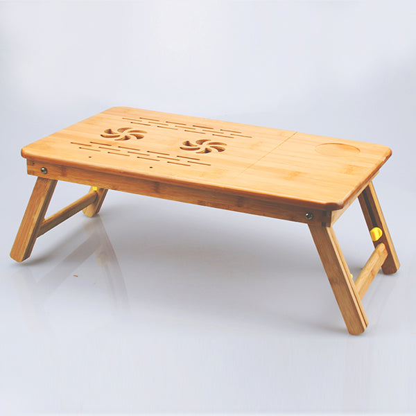 2018 Oem New Bamboo Antique Wooden Folding Table For Student - FOB:US$ - MOQ: