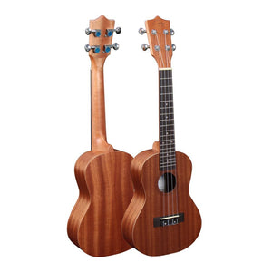 24'' Sapele Competitive Price Handmade Rosewood Ukulele - Buy High Quality Solid Wood Ukulele,Cutaway,Wholesale Ukulele Product on Alibaba.com