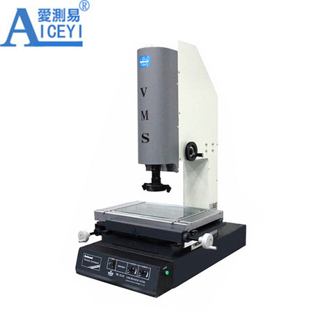 2d Manual Vision Optical Video Inspection Measuring System Instrument Machine - FOB:US$ - MOQ: