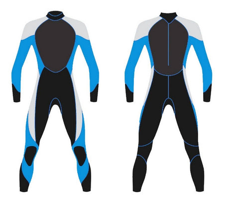 3.0mm Neoprene Wetsuit Scuba Diving Equipment - FOB:US$ - MOQ: