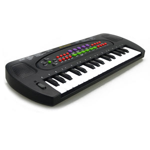 32 Key Musical Instruments Keyboard Electric Toy Piano - FOB:US$ - MOQ: