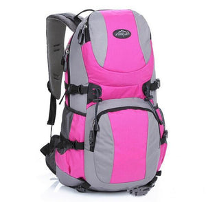 32l MountaineeringOutdoor Travel Backpack - FOB:US$ - MOQ: