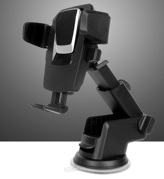 360 Degree Adjust One Touch Car Mobile Phone Holder - FOB:US$1.76 - MOQ:100