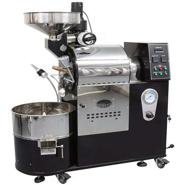 3kg Coffee Bean Roaster/3kg Coffee Baking Machine/3kg Coffee Roaster Machine - FOB:US$ - MOQ: