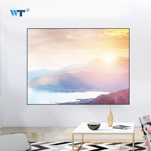 4:3 120 Inch Electric Projector Screen High Definition Motorized Screen - FOB:US$ - MOQ: