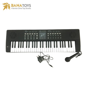 54 Keys Electronic Organ Keyboard Digital Electronic Piano Toy Musical Instrument - Buy Digital Piano,Electronic Organ,Music Toy Product on Alibaba.com