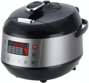 Electric Pressure Cooker with Touch Control Panel - FOB:US$60.50 - MOQ:1198