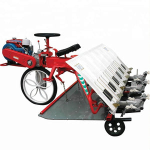 8 Rows Walking Type Kubota Rice Transplanter Seeding Machine - FOB:US$ - MOQ: