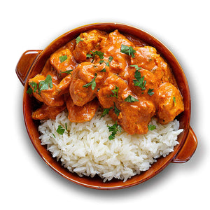 Takeout Kit, Indian Butter Chicken Meal Kit, Serves 4 - FOB:US$ - MOQ: