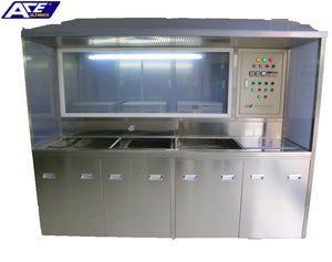 Ultrasonic Cleaning Machine Dry,Industrial Dry Cleaning Machine,High Quality Silicon Wafer Cleaning Equipment - FOB:US$ - MOQ: