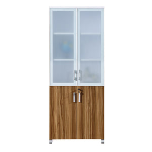 Aluminum Frame Home 4 Doors Cabinets Office Furniture For Filing Cabinet - FOB:US$ - MOQ:
