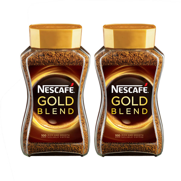 Arabica & Robusta Nescafe Gold 200g Coffee - FOB:US$ - MOQ: