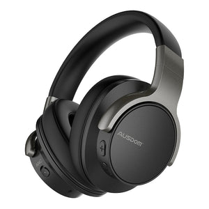 Anc8 Over Ear Active Noise Cancelling Adjustable Super Durable Wireless Headphone With Mic - FOB:US$ - MOQ:
