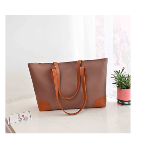 Genuine Tote Leather Handbags For Women - FOB:US$7.50 - MOQ:500