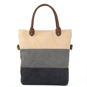 Canvas Ladies Design Fabric Handbag - BFOB:US$16.00 - MOQ:500