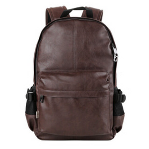 Casual Pu Leather Backpack - FOB:US$5.69 - MOQ:500