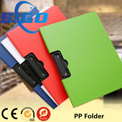 Best Selling!2016 Sigo Office Folder File - FOB:US$ - MOQ: