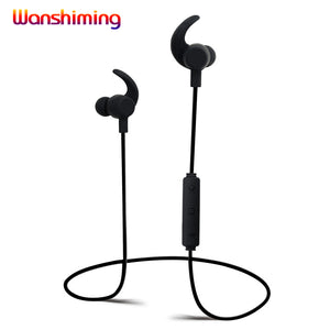 Bluetooth Earphone Mini Wireless In-ear Sports Earphones With Magnetic Controller Headset Bluetooth Earphone For Smartphones - FOB:US$ - MOQ: