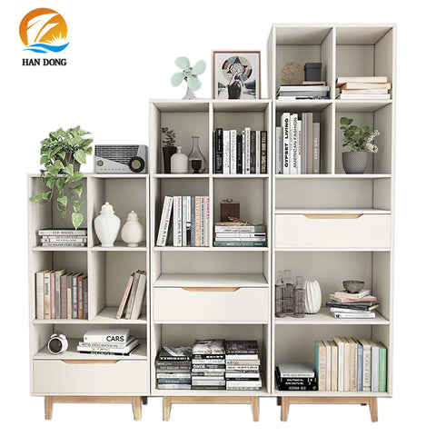 Bookshelf / Bookcase Modern Public Office Bookshelf - FOB:US$ - MOQ: