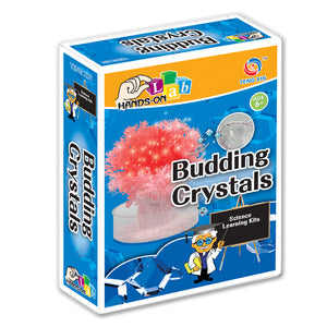 Budding Crystals-Discovery Science Experiments - FOB:US$2.97 - MOQ:2000