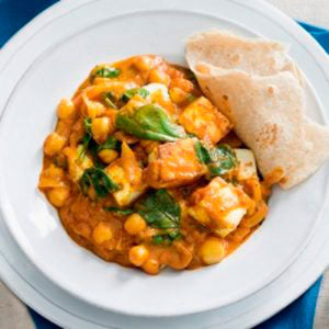 Chickpeas Paneer Ready Meal -  FOB:US$ - MOQ: