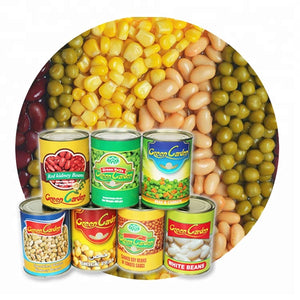 Canned Food FDA Certificate - FOB:US$ - MOQ: