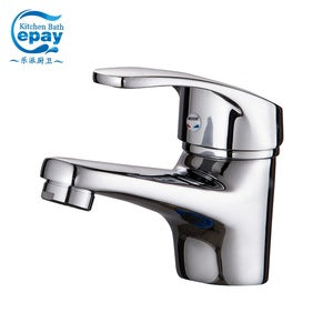Hot and Cold Bathroom Water Basin Faucet Mixer - FOB:US$8.80 - MOQ:100