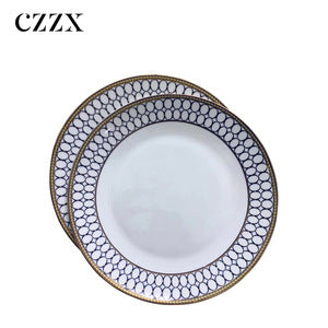 Ceramic Dinner Plate - FOB:US$1.08-2.45 MOQ:1000