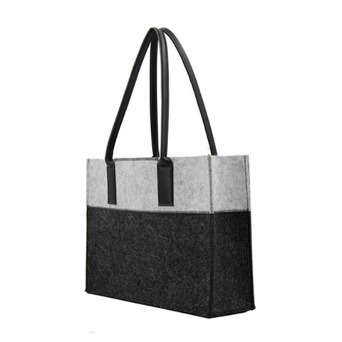 Felt Handbags for Women - FOB:US$ - MOQ: